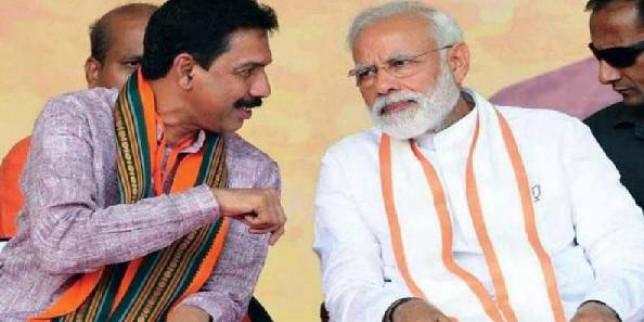 BJP state chief appreciates PM for fulfilling Mahatma Gandhi's dreams
