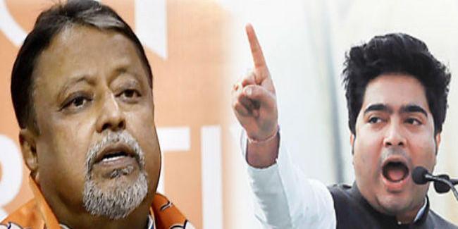 भाजपा नेता के 107 विधायकों के बयान पर बोले ममता के भतीजे अभिषेक- घर में नहीं नून, बेटा मिथुन