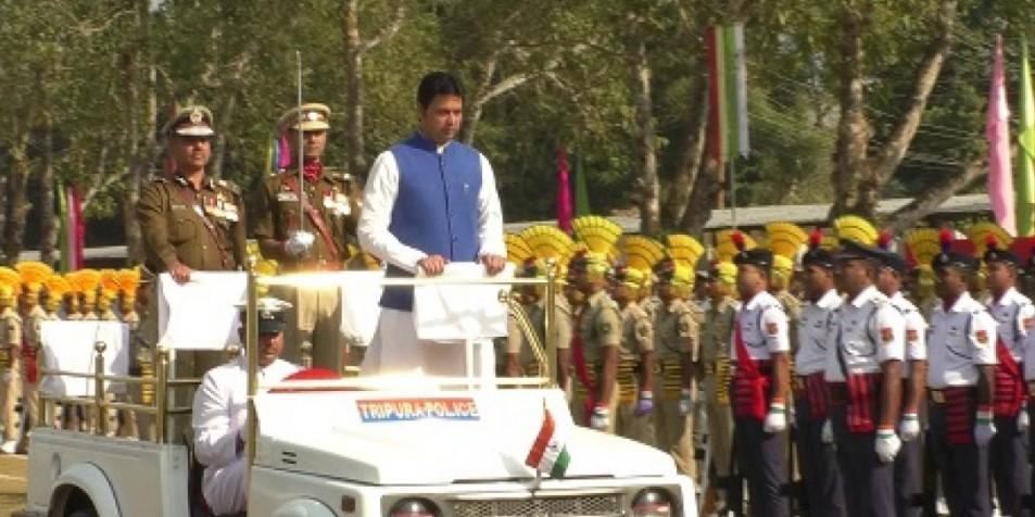 Assam, Mizoram should join Tripura in fight against drugs: Biplab
