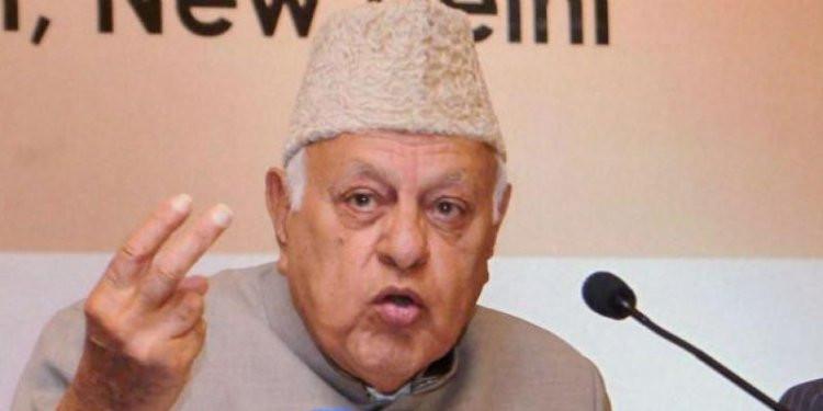 फारुक अब्दुल्ला बोले, 'यह खुशी की बात कि पीएम मोदी भी चाहते हैं कश्मीर मुद्दे का हल'