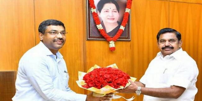 Krishnan appointed Finance Secretary