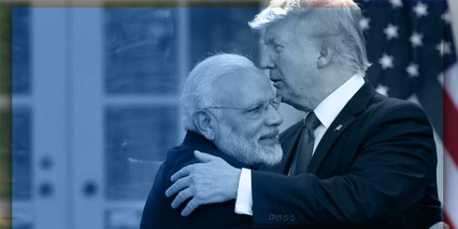 'शहरों में सांस तक नहीं ले सकते', डोनाल्ड ट्रंप ने भारत पर फोड़ा जलवायु परिवर्तन का ठीकरा