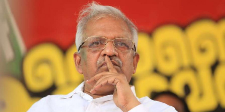 P. Jayarajan criticize false news of him joining BJP; said will revert soon