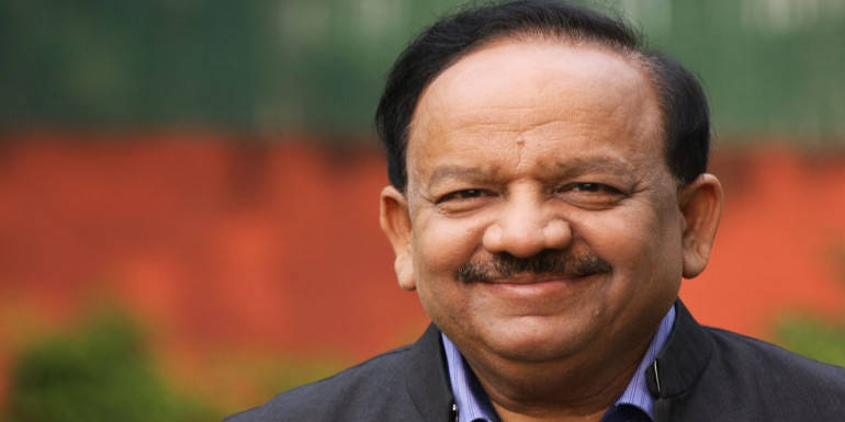 Goal is to make India a global model for 'Health for All': Harsh Vardhan