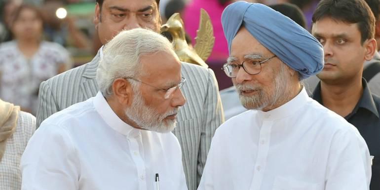 आर्थिक मोर्चे पर घिरी मोदी सरकार को मनमोहन सिंह से सलाह लेनी चाहिए