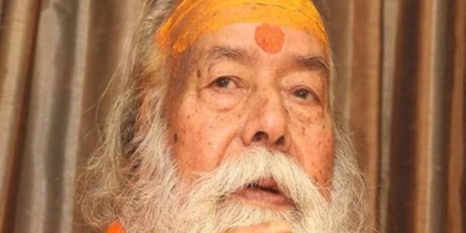 स्वामी स्वरूपानंद का आरोप- राम मंदिर के नाम पर मूर्ख बना रही मोदी सरकार