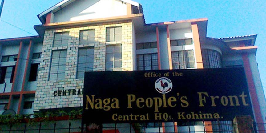 NPF apraises the Zoramthanga's stand on CAB