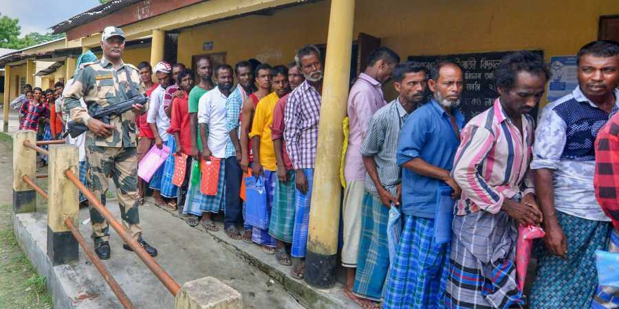 NRC Authority Mulls Action Against Assam Official for 'Irregularities' in Checking Documents