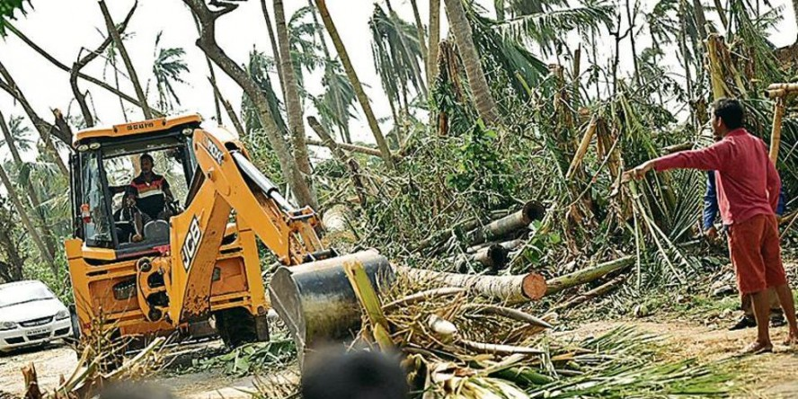 Six days after cyclone Fani, life in Odisha far from normal