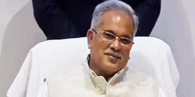सोनभद्र मामला : CM भूपेश का BJP पर पलटवार, हमने तो नहीं रोका था