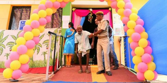 Goa: Dedicated facilities for persons with disabilities draws more voters