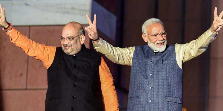 शिवसेना ने अनुच्छेद 370 पर की पीएम मोदी और शाह की तारीफ, 'इस कदम से देश का सीना गर्व से चौड़ा हुआ'