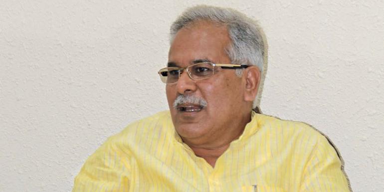 Malnutrition bigger threat than Maoists violence, says Chhattisgarh CM Bhupesh Baghel
