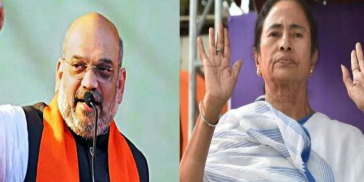 Mamata Banerjee to Meet Amit Shah Today