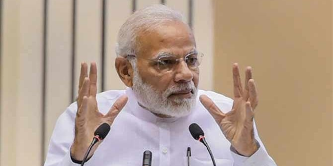 भ्रष्टाचार, गंदगी, सामाजिक बुराइयों से लड़ने वाला हर कोई चौकीदार- नरेंद्र मोदी