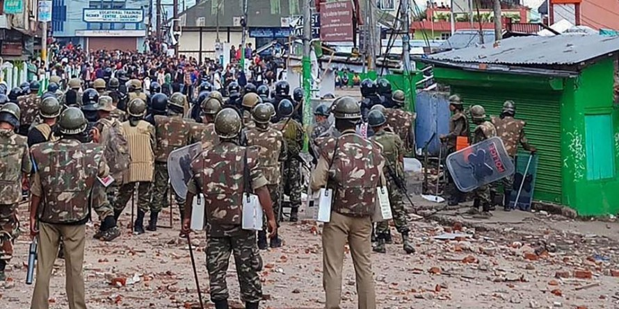 Meghalaya Govt's Notices to Harijan Colony Sikhs Gives Way to Political Upheaval