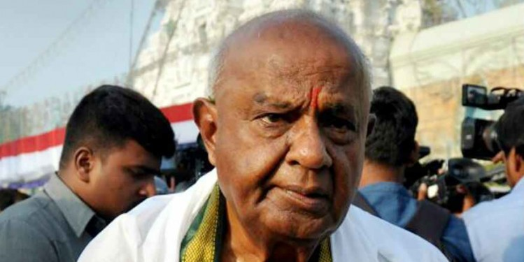 Deve Gowda Lost as Cash Meant to Lure Voters Was Used for BJP Candidate Instead, Says Congress Report