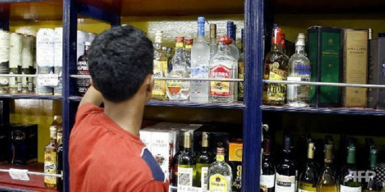 Andhra Pradesh govt takes control of 503 liquor shops as part of new policy