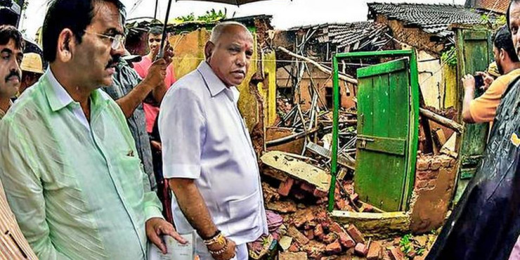 Four BJP teams to tour flood-hit areas