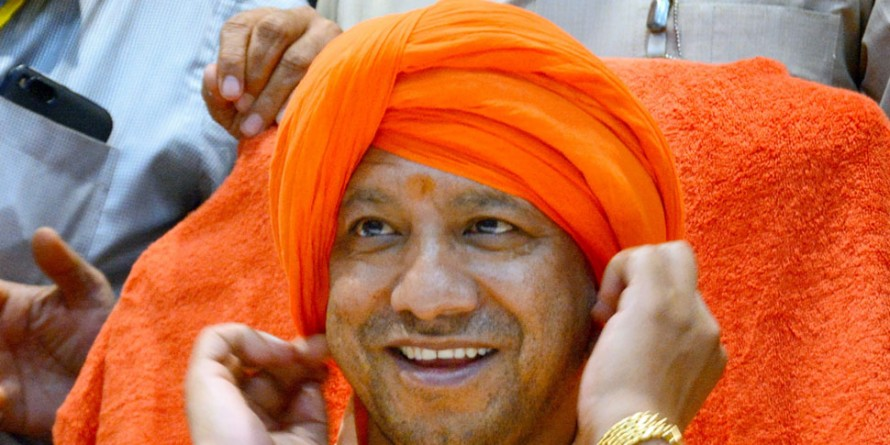 घाटमपुर में गरजे सीएम योगी, बोले- विकास सबका करेंगे लेकिन तुष्टीकरण किसी का नहीं करेंगे