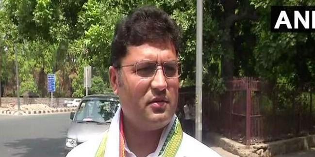 पार्टी प्रवक्ता विकास चौधरी की हत्या पर भड़की कांग्रेस, कहा- 'हरियाणा में जंगलराज है'