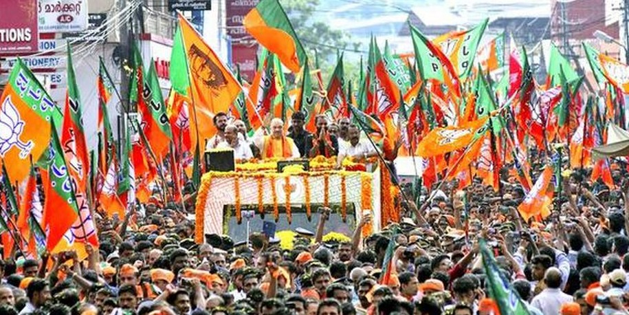 K. Surendran represents all believers: Amit Shah