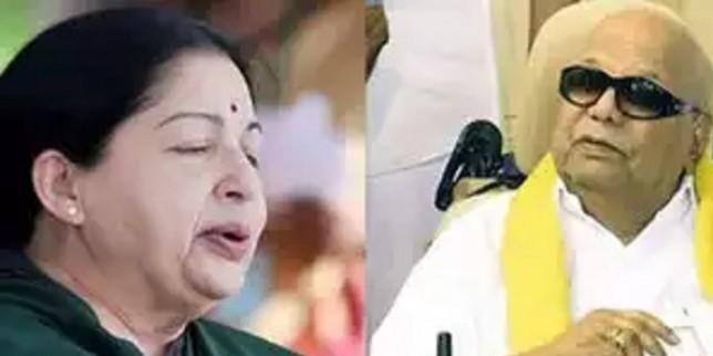 Tamil Nadu seeing big shakeup as Jayalalithaa, Karunanidhi's era ends