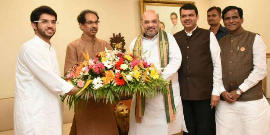 Maharashtra Assembly Polls: No end to deadlock as BJP rejects Shiv Sena's demand of 126 seats