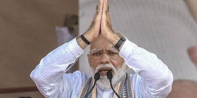 मतदान के दिन मोदी ने आतंकियों को मारा, इससे भी विरोधियों को दिक्कत: PM