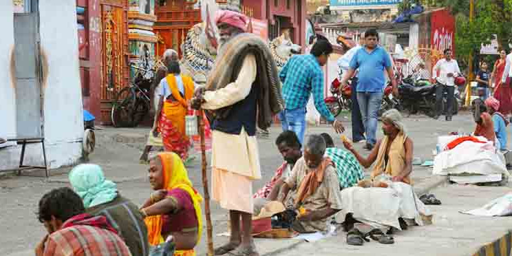 6390 Beggars Identified In State: Odisha Govt In Assembly