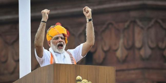 मोदी ने अमेरिका में किया 'चुनाव प्रचार', विदेश मंत्री ने दिया जवाब