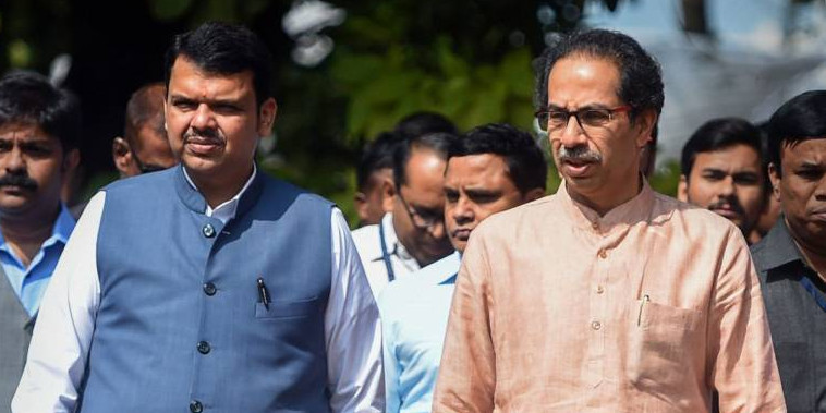 """Sena Won't Breakup With BJP, Will Take What's Offered"": Congress Leader"