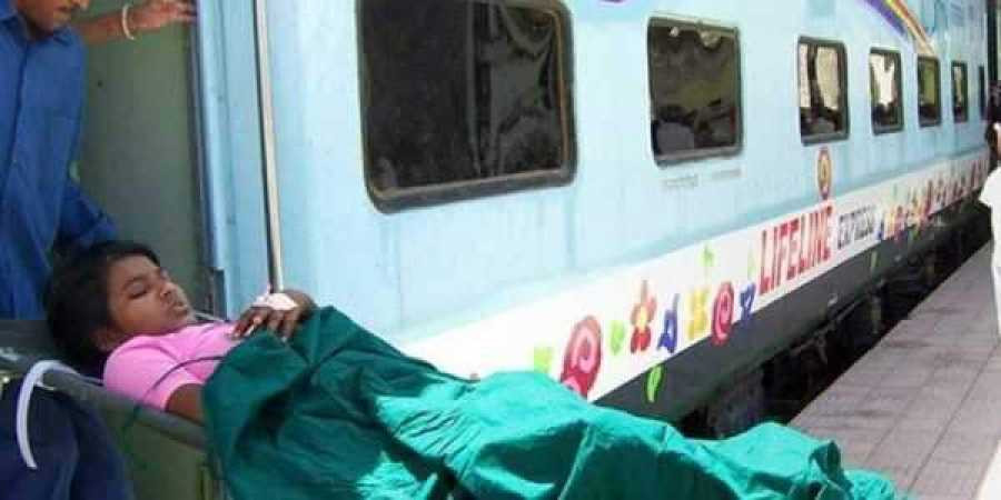 8000 patients treated by Lifeline Express in remote Tripura