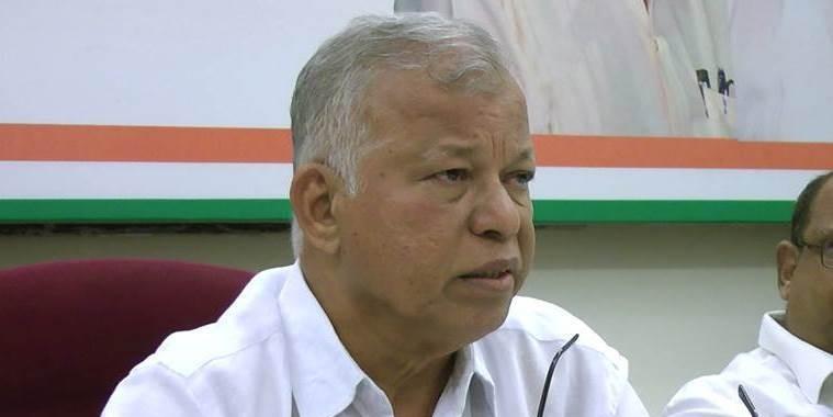 Cong leader Faleiro accepts party going through tough times