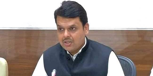 Shiv Sena attacks Maharashtra CM Fadnavis over law and order situation in Mumbai, state