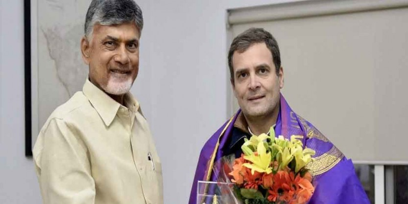 Chandrababu Naidu met Rahul Gandhi over VVPAT slip counting