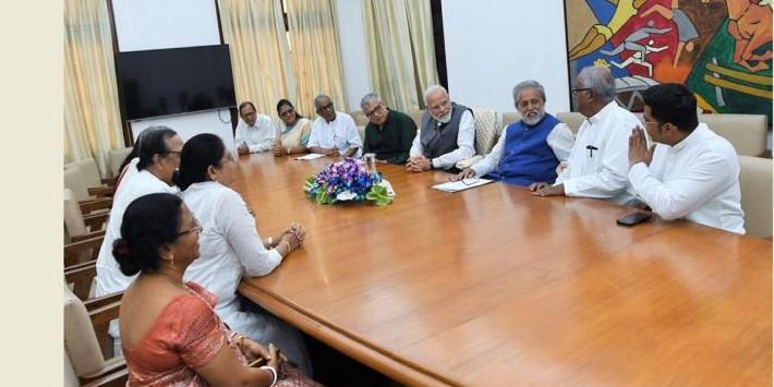 जब PM मोदी ने ममता बनर्जी के भतीजे से पूछा, आपकी आंख की चोट कैसी है?