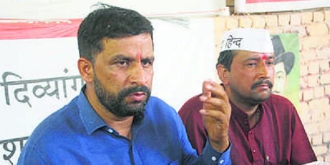 जजपा-आप गठबंधन पाड़ैगा भाजपा का खूंटा : जयहिंद