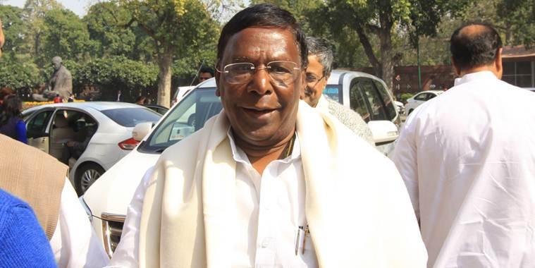केजरीवाल के बाद पुडुचेरी के सीएम ने लगाया केंद्र पर काम न करने देने का आरोप