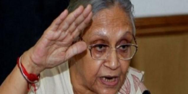 चुनाव आयोग को भोपाल से प्रज्ञा ठाकुर की उम्मीदवारी रद्द कर देनी चाहिए- शीला दीक्षित