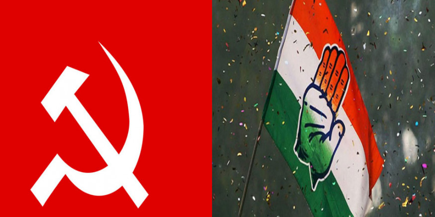 पश्चिम बंगाल में फिर से मजबूत होने के लिए कांग्रेस की मदद ले रहा है वाम मोर्चा