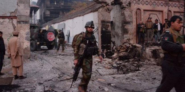 आत्मघाती हमले के बाद अफगानिस्तान ने 100वां स्वतंत्रता दिवस समारोह टाला