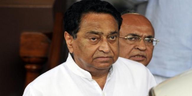 Heated Exchange Between Kamal Nath, Jyotiraditya Scindia Loyalist