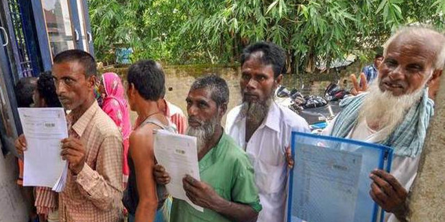 Security heightened in Mizoram after NRC publication