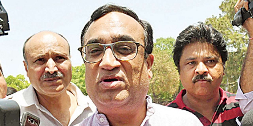 There is collusion between State and Central Govt: Ajay Maken