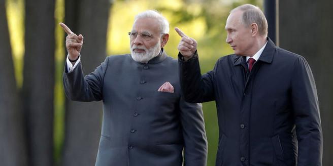 रूस ने कश्मीर को बताया भारत का आंतरिक मामला