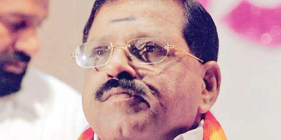 Police book Unnithan for insulting rebel Congress leader's mother