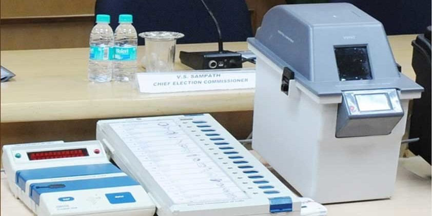 Preparations for counting of votes for LS polls in final stage