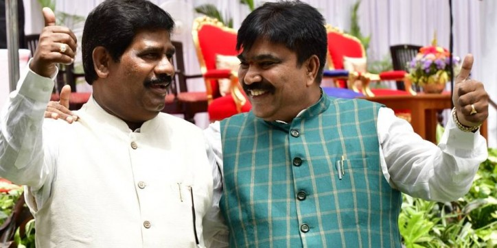 Kumaraswamy expands Cabinet, inducts two Independents