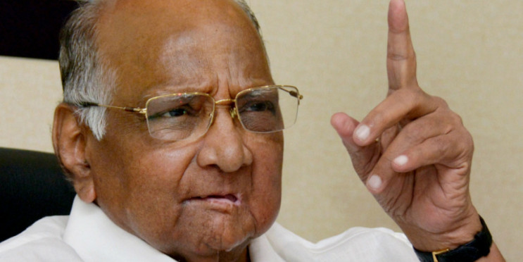 Not worried about desertions from NCP, claims party chief Sharad Pawar